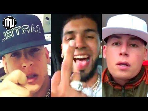 ¡WOW! ¡Daddy Yankee se le une a Anuel y Cosculluela se sincera sobre todo!