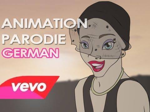 Baixar Miley Cyrus - WE CAN'T STOP [Official Video] PARODIE ANIMATION (deutsch)