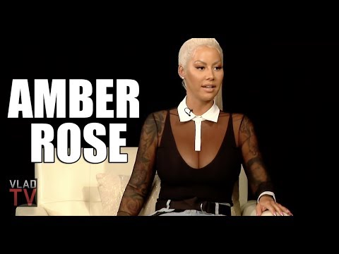 Amber Rose Recalls Her Dancer Past: I Miss the 1's Falling on My Naked Body (Part 5)