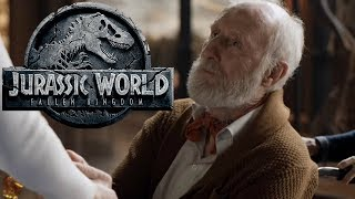 The Greatest Jurassic World Theory Of Them All? - Is Benjamin Lockwood From Michael Crichton's Book?