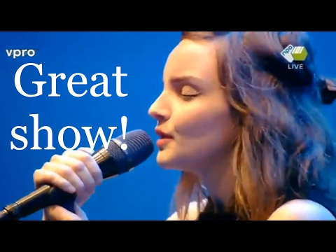 Chvrches Live Full Show - Lowlands 2016 HD - Excellently filmed concert imo