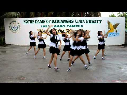 SNSD-Into the New World dance cover by zSoshie 5G