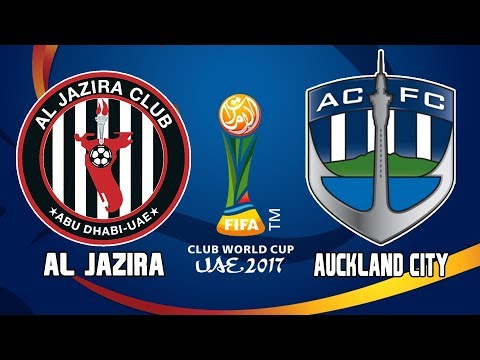 AL Jazira Abu Dhabi vs Auckland City