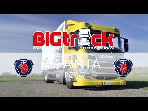 Scania P280 RoadTest
