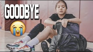 Jiggy says goodbye to YouTube...   GRWM for Kobe Bryant's Team Mamba Practice!