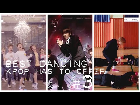Best Dancing KPop Has To Offer   Boy Groups #3