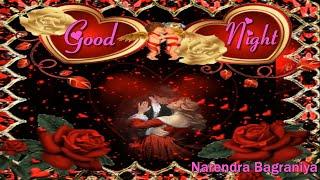 Good Night Romantic Status, Good Night Video-WhatsApp | Good Night Romantic Video | Sweet Ringtone