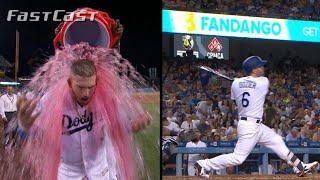 MLB.com FastCast: Grandal, Dozier lead Dodgers: 8/1/18