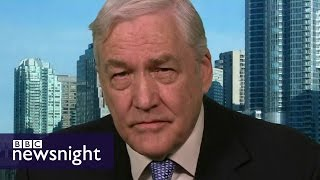 Conrad Black on Donald Trump - BBC Newsnight