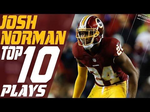 Josh Norman's Top 10 Plays of the 2016 Season | NFL Highlights