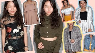 TRY-ON CLOTHING HAUL | Philippines