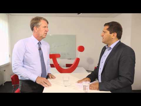 TUI Talk: TUI Group CEO Fritz Joussen zu den Halbjahreszahlen des Geschäftsjahres 2014/15