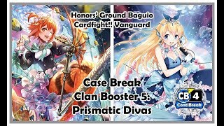 CB05: Prismatic Divas (ENG) Opening - Cardfight!! Vanguard Baguio PH