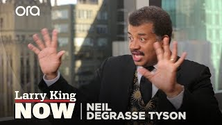 Neil deGrasse Tyson on Aliens, Mars & Why an Asteroid Might Flatten Earth [Full Interview]