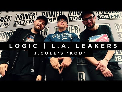 Logic Interprets J. Cole's 'KOD' | L.A. Leakers
