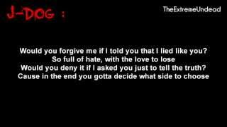 Hollywood Undead - From The Ground [Lyrics]