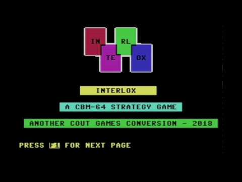Interlox (2018) | C64 | Homebrew World
