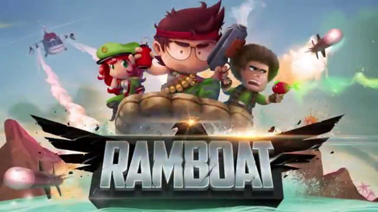Chơi Ramboat: Shoot and Dash on pc 2