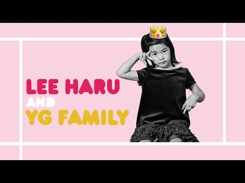 Cute Moments - Haru & YGFamily