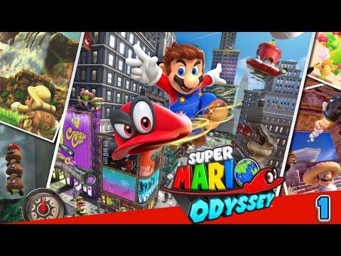 Super Mario Odyssey Part  15: Fröhliches Sterben auf der Route zu 999 Monden