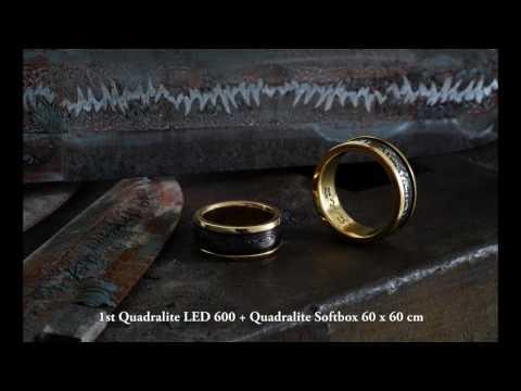 Quadralite Led 600