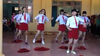 Thi nhảy aerobic Học Sinh Trung Học