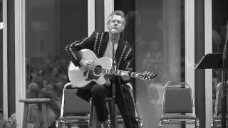 Randy Travis - Deeper Than The Holler & On The Other Hand (Acoustic) [HD] 2013