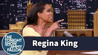 Regina King Passed Out at a Prince Party with Reese Witherspoon