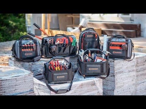 Crescent Tools - Tradesman Tool Bags