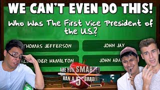 Are You Smarter Than A 5th Grader Test (99% Fail)