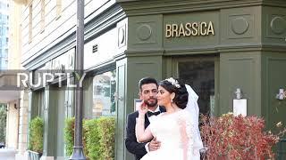 Lebanon: Dramatic footage shows moment Beirut blasts hit during wedding photoshoot