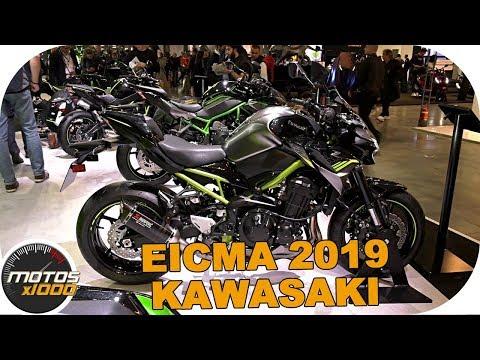 Eicma 2019 Novedades Kawasaki | Motosx1000