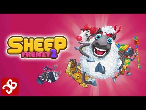 Sheep Frenzy 2 - iOS/Android - Gameplay Video by Crimson Pine Games