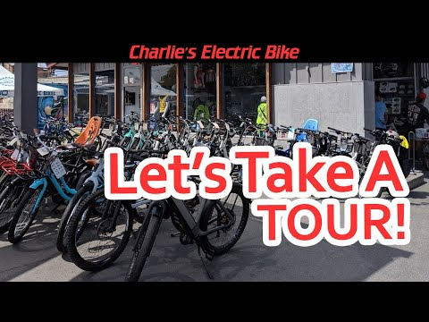 Charlie's Electric Bike