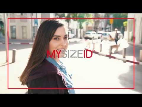 MySizeID short video Plus size