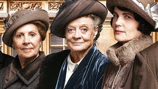 What The Cast Of Downton Abbey Looks Like In Real Life