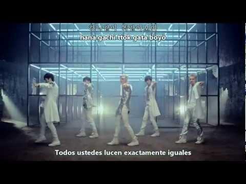 NU'EST - Action [Sub Español + Hangul + Romanización]