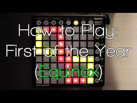 Baixar Nev Teaches: How to Play Skrillex - First of the Year (Equinox) Launchpad Tutorial