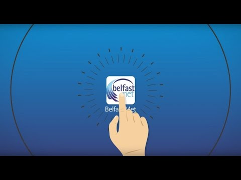 Belfast Met Student App