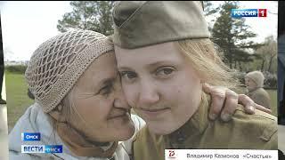 В Омске сегодня открылась фотовыставка «Мгновения Победы»