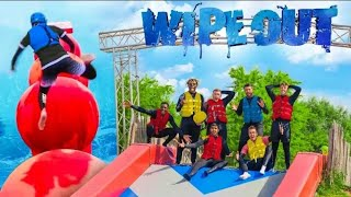 SIDEMEN TOTAL WIPEOUT CHALLENGE  ( VICK ONLY )