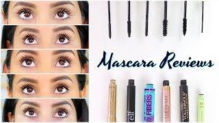 """Testing """"Best"""" Drugstore Mascaras!"""