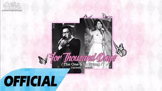 [Vietsub + Engsub][Live on stage] One thousand days (천일동안) - So Hyang (소향) & The One (더원)