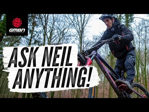 Ask Neil Donoghue Special | Ask GMBN Anything About Mountain Biking