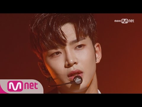 [SF9 - Easy Love] Comeback Stage   M COUNTDOWN 170420 EP.520