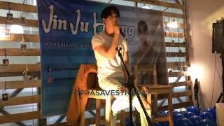 Jin Ju Hyung Singing I'm In Love by Chi Pu
