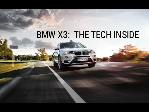 BMW X3 (xDrive30d M Sport Edition): The Tech Inside  | Digit.in