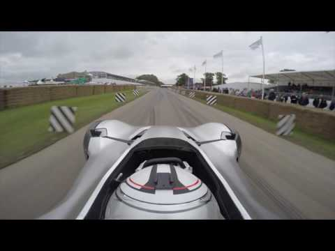 Ride on board with the BAC Mono at 2016 Goodwood Festival of Speed