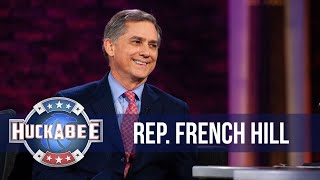 DIGITAL EXCLUSIVE: Rep. French Hill (R-AR) Talks Birth, Life & Religious Freedom | Huckabee