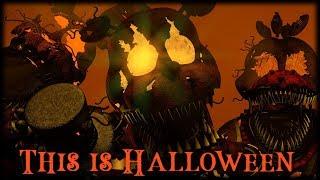 [FNAF\SFM] This is Halloween Remix